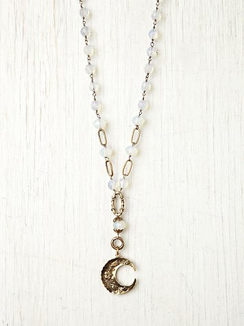 Moon Crystal Rosary