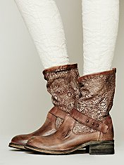 Crochet Beau Boot