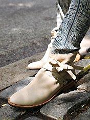 Blazer Wrap Ankle Boot