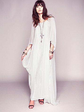 Dana's Limited Edition White Story Dress