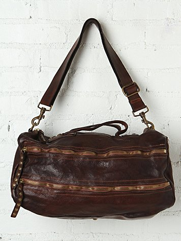 Aragon Distressed Duffle