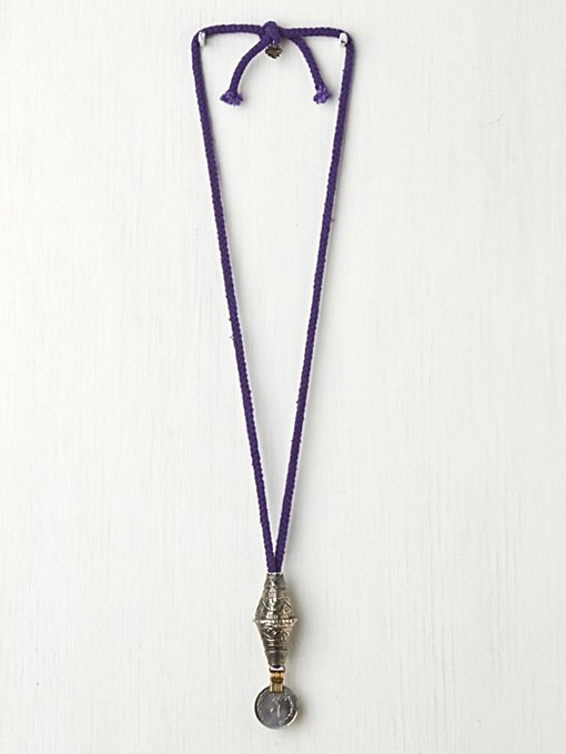The Harriot Necklace