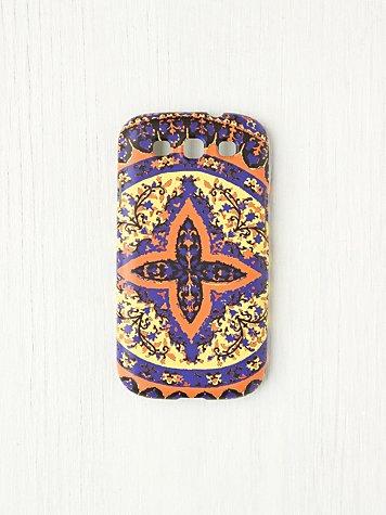 Printed Galaxy S III Case
