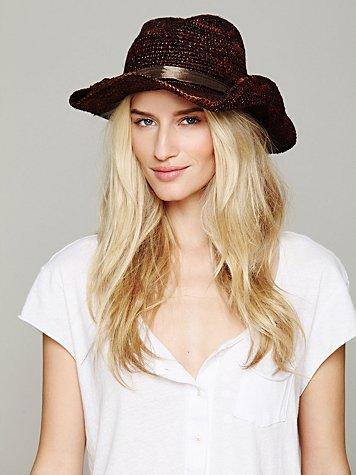 Austin Straw Cowboy Hat