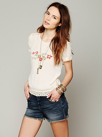 Eye For Detail Top