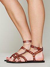 Darla Wrap Sandal