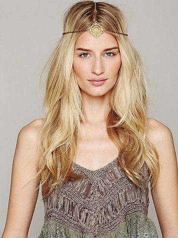 Gypsy Headpiece