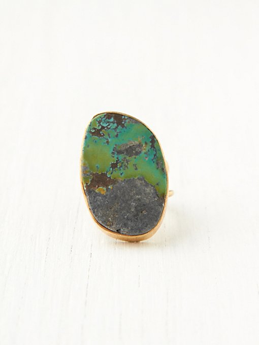 Chelsea Large Stone Ring