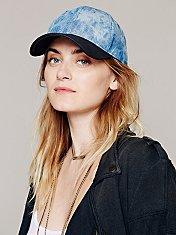 Acid Wash Baseball Hat