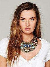 Dunbar Statement Embellished Collar