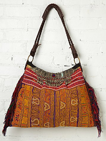 Vintage Necklace Hobo