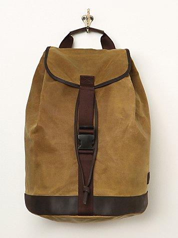 Barbour Wax Acasta Backpack