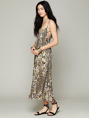 FP ONE Geo Gypsy Maxi Dress