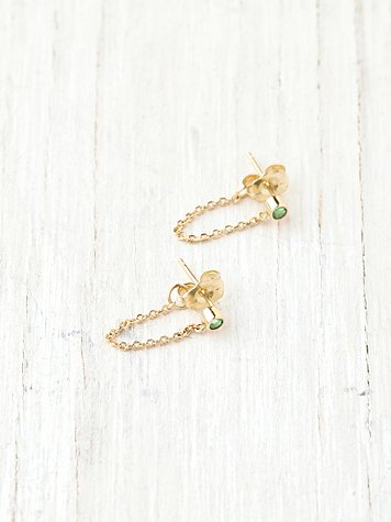 Chained To My Heart Earrings