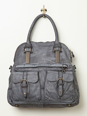 Distressed Berlin Tote
