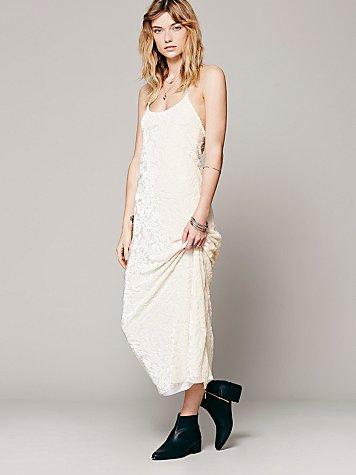 Speak Easy Velvet Dress