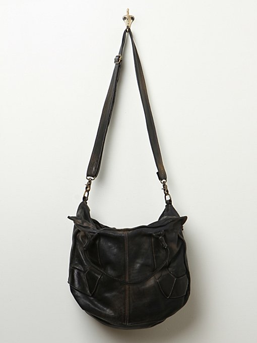Distressed Emery Tote