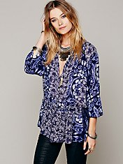 Ratio Print Tunic
