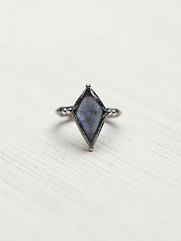 Diamond Night Ring