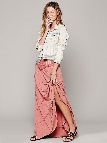 FP X Belly Dancer Convertible Skirt