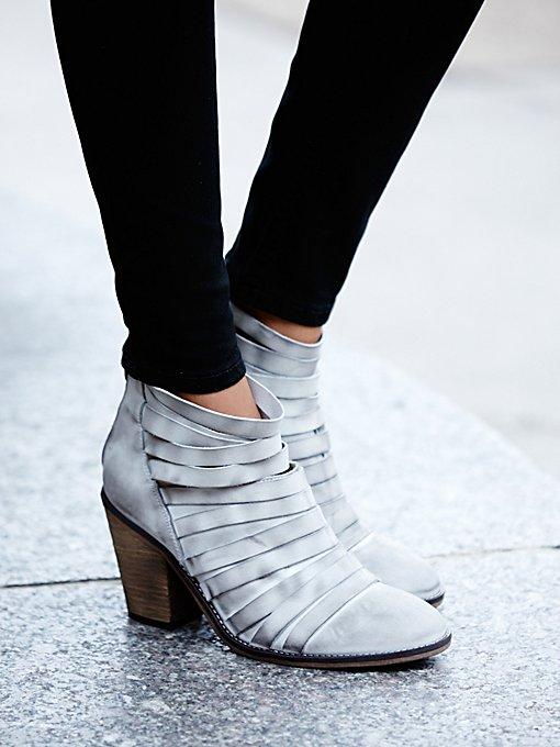 Hybrid Heel Boot