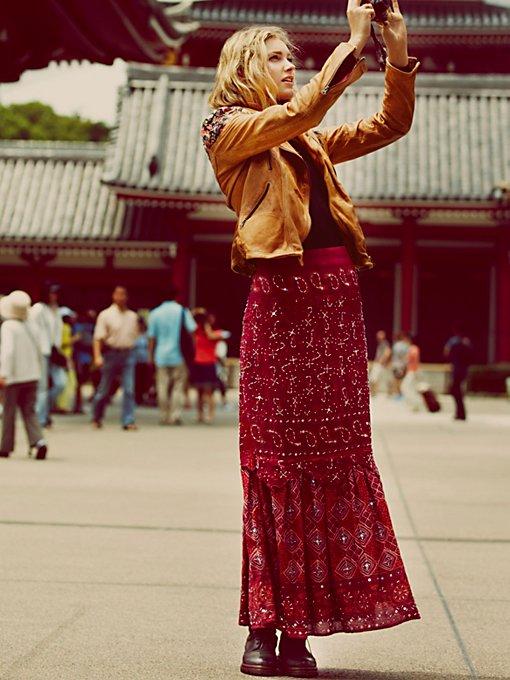 Magic Maxi Skirt