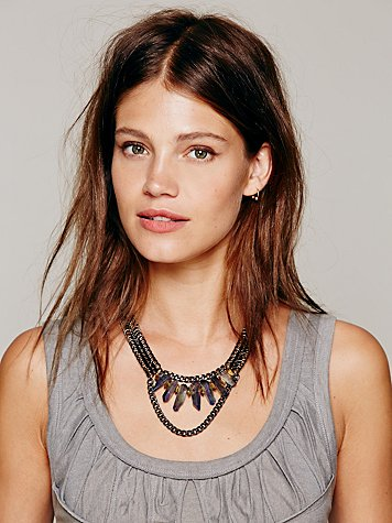 Wanderlust Crystal Collar