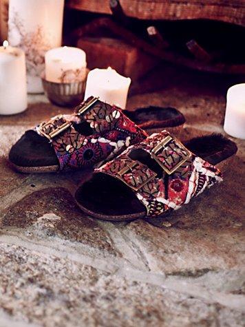Bliss Footbed Slipper