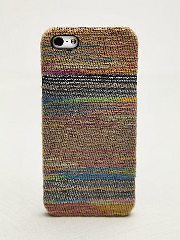 Fabric iPhone 4/5 Case