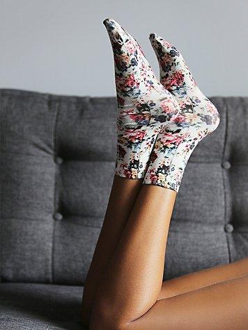 Bouquet Ankle Sock