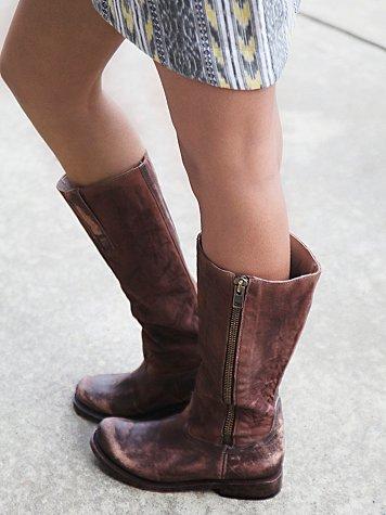 Bowman Tall Zip Boot