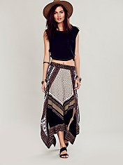 Bedouin Traveler Skirt