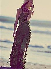 FP X Cascading Waterfall Dress