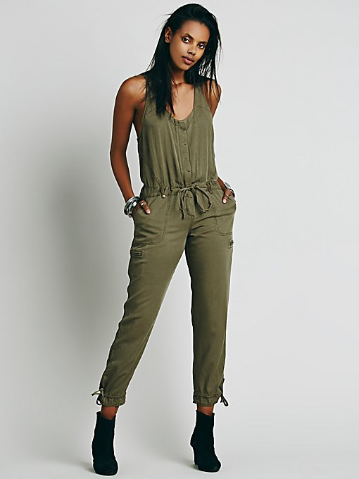 Roaring Rayon Jumpsuit