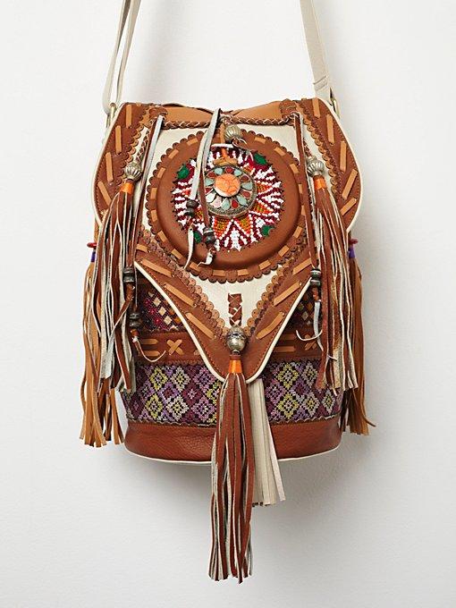 Jaimi Leather Bag