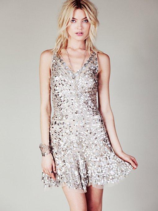 Shimmy Shimmy Party Dress