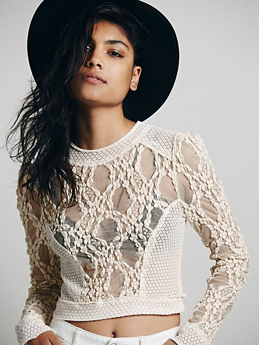 Lovely Lace Layering Cami