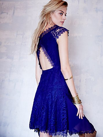 All Dolled Up Lace Dress