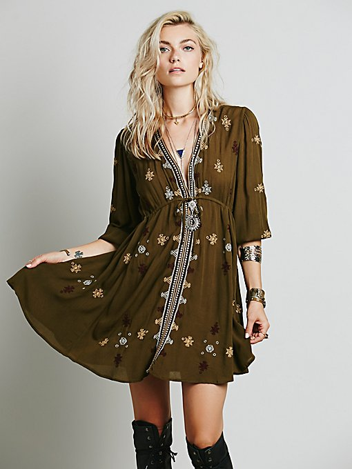 Stargazer Mini Dress