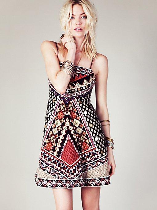 Mirror Maze Dress