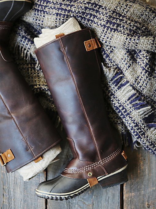 Slimpack Tall Weather Boot