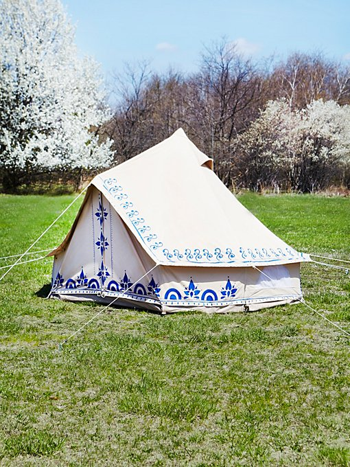 FP Handpainted Tent