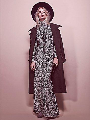 Blackbird Maxi Dress