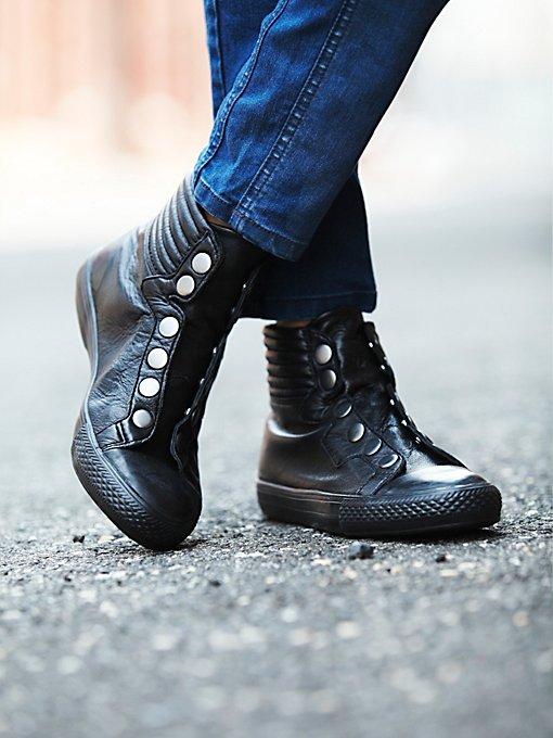 Vespa Hi Top Sneaker