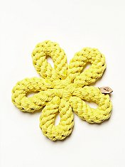 Flower Rope Toy