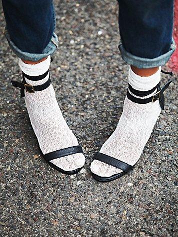Wear Me With Heels Crew