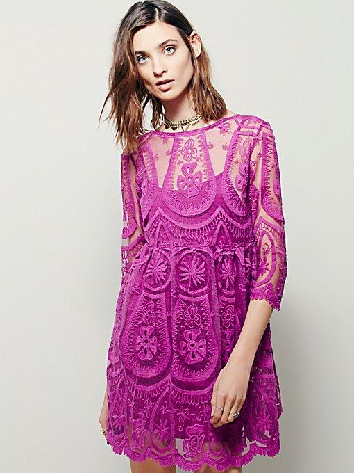Teardrop Pixie Dress