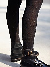 Parisian Speckled Tight