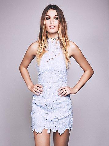 Jessa Lace Dress