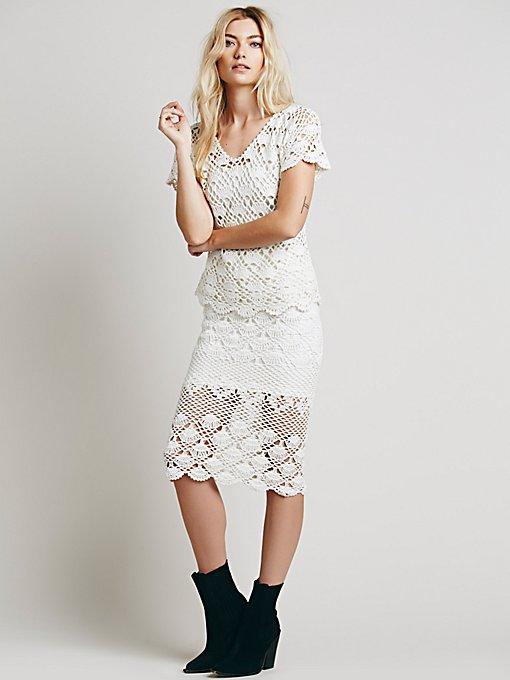 Caroline's Crochet Fever Dress Set